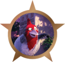 Bronze Badge - Bird Rapper