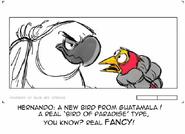 Bird yay