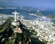 Rio-de-Janeiro The-Statue-of-Christ-Redeemer 8789