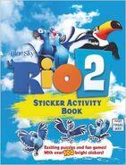 Rio 2 Sticker Activity Book 2