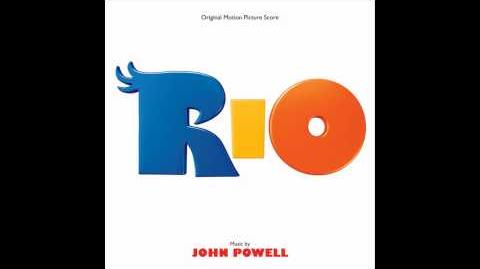 Rio Original Motion Picture Score - 11 Umbrellas Of Rio
