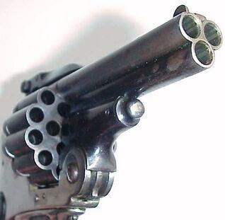 Gatling Pistol 1