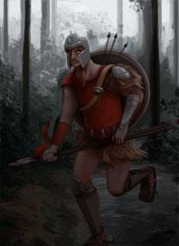 Trojan Peltast