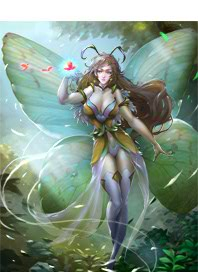 Magical Faerie
