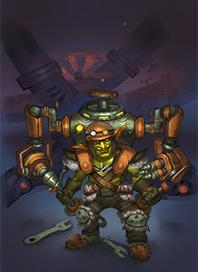Goblin Scientist