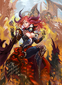 Danika Flameheart Awakened