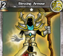 Blessing: Armour