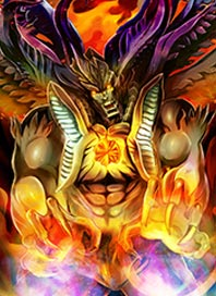 Fire Demon Ifrit