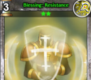 Blessing: Resistance