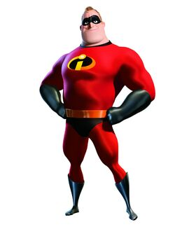 The-Incredibles- Bob Parr