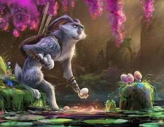 BunnymundEasterEggs