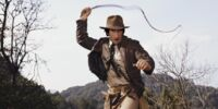 Indiana Jones AU