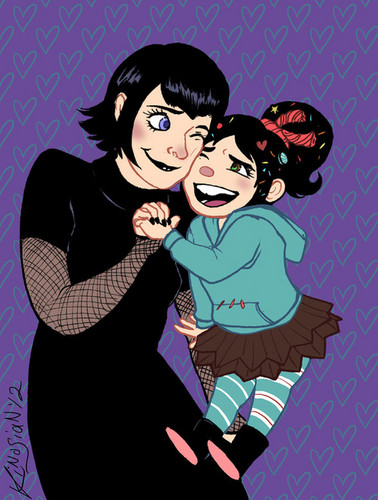 Mavis-and-Vanellope-disney-crossover-33811726-378-500