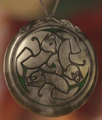 Merida's Necklace