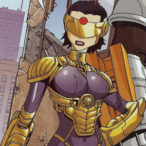 GoGo Tomago (Marvel Comics)