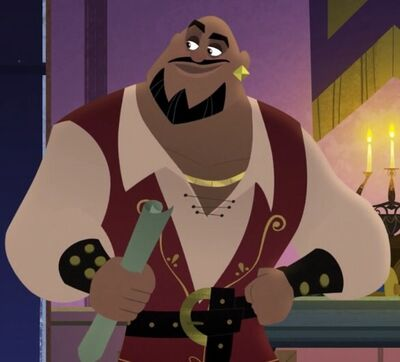 Lance Strongbow Tangled