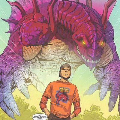 Fred (Fredzilla) (Earth-616)