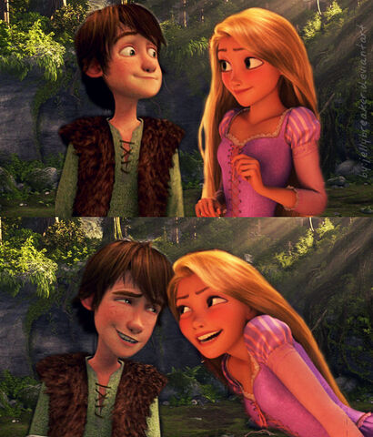File:Hiccup and rapunzel.jpg