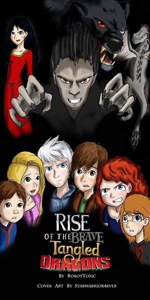 The big four the rise of the darkness ch 16 by robottoxic-d6edjdm