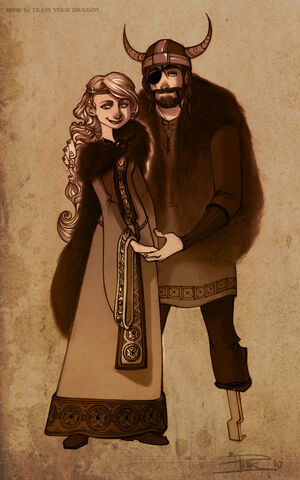 File:HTTYD Hiccup and Astrid adult by Phobs.jpg