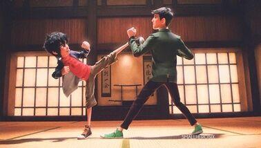 Tadashi and hiro for relationship page