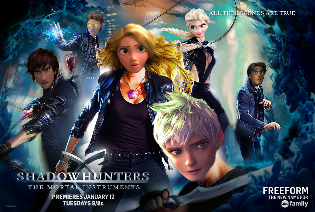 How To Train Your Dragon 2 Hiccup And Toothless Poster Image - Shadowhunters ...