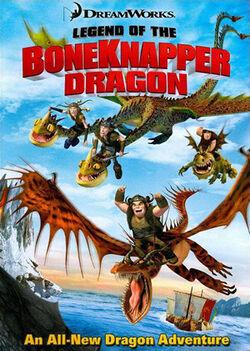 Legend of the Boneknapper Dragon Cover