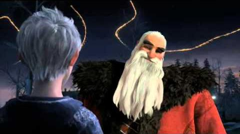 Rise of the Guardians - Ending Snowball Fight
