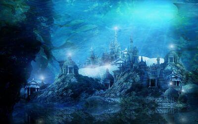 The Lost City of- Atlantis