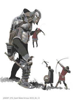 Jack The Giant Slayer Concept Art DP-01