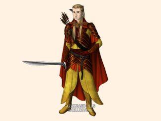 Lord Glorfondel and Meridian