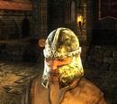 Шлем воинов Ордена