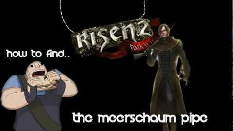 Risen 2 - How to find The Meerschaum Pipe Guide