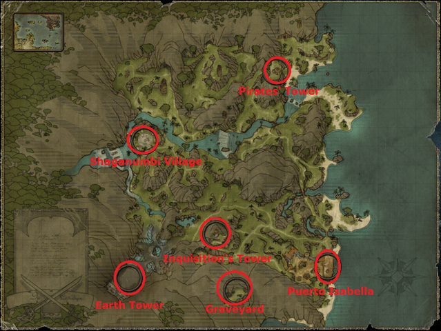 File:Map of The Sword Coast (with names).png