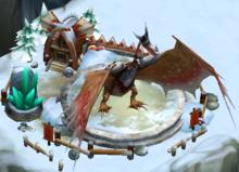Battle Typhoomerang Valka Titan