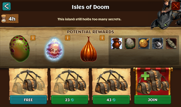 Isles of Doom