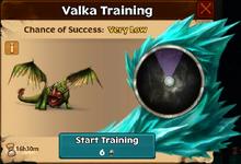 Skullcrusher Valka First Chance