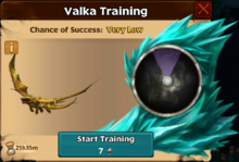 Seedling Sand Wraith Valka First Chance