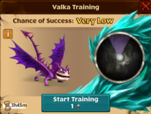 Pain Valka First Chance