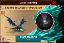 Skrill Valka First Chance