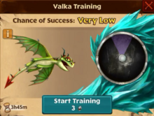 Sharpshot Valka First Chance