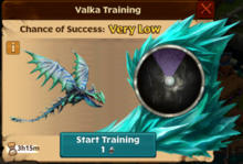 Smothering Smokebreath Valka First Chance