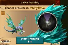 Battle Shockjaw Valka First Chance