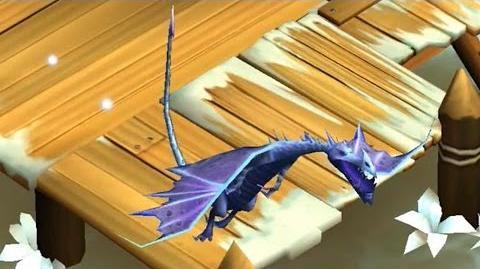 Dragons Rise of Berk - Shivertooth Dragon