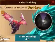 Buffalord Valka First Chance
