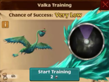 Exotic Scauldron Valka First Chance