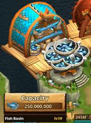 Fish Basin Lv 19