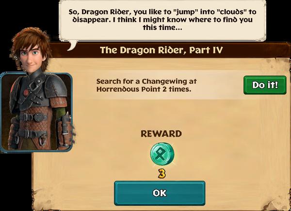 The Dragon Rider, Part IV
