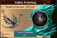 Thump Valka First Chance