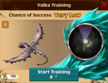 Gritpicker Valka First Chance